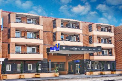 Comfort Inn & Suites Burwood 1 of 28