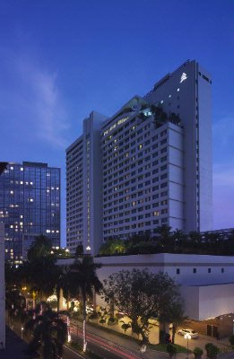 New World Makati Hotel 1 of 4