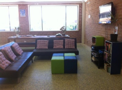 Bright And Spacious Common Room 7 of 15