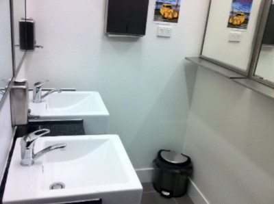Clean Bathroom Facilities 8 of 15