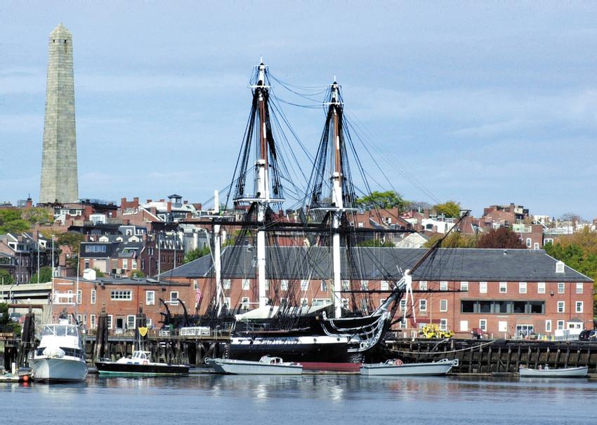 Uss Constitution 13 of 13