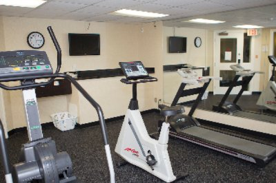 On-Site Fitness Room 6 of 15