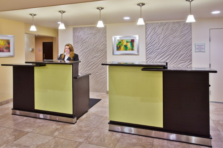 Front Desk 16 of 17