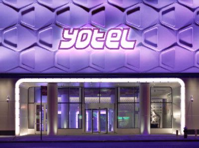 Yotel Entrance 9 of 10