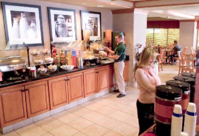 Complimentary Breakfast Buffet Daily From 6am-10am 5 of 6