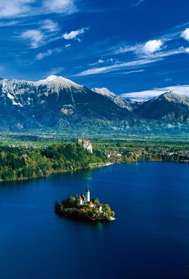 Panorama Of Lake Bled 25 of 25