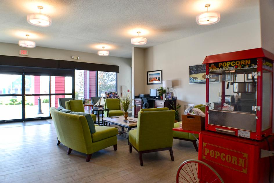 Soak Up Some Relaxation In Our Indoor Pool Whirlpool And Sauna 3 of 7