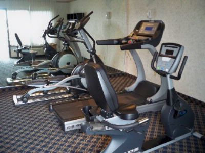 Don\'t Forget Your Morning Workout In Our Fitness Room. 7 of 12