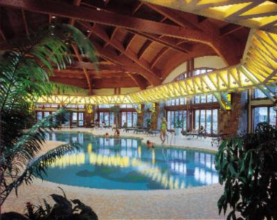 Indoor Pool For Use By Registered Guests 5 of 6