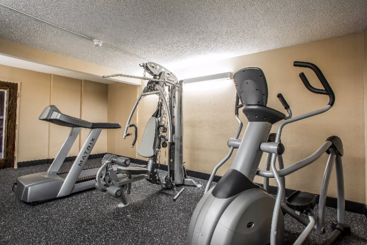 Complimentary Workout Room With Window For Natural Lighting 17 of 31