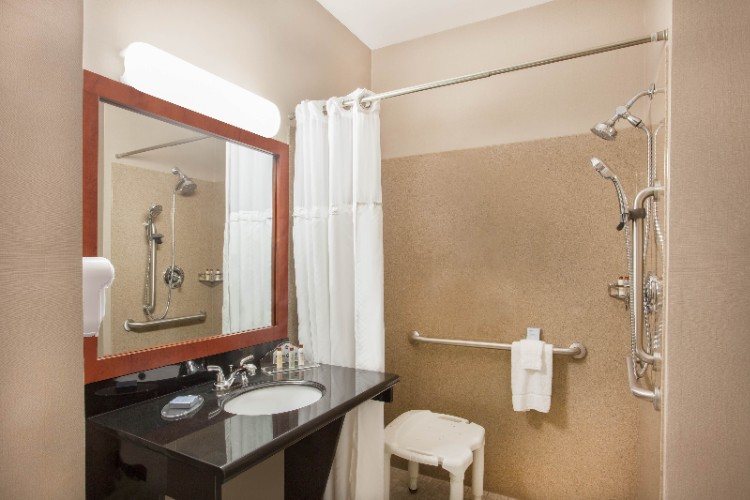 Ada Accessible Guest Bathrooms 20 of 26