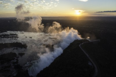 Victoria Falls Sunrise 16 of 19