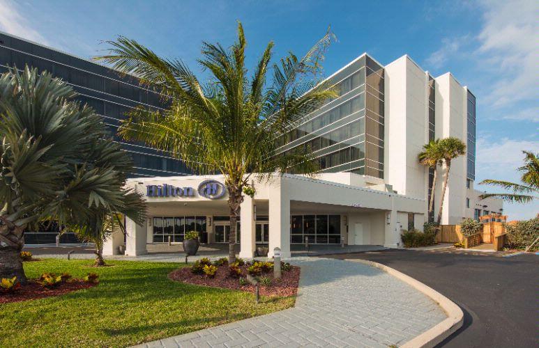 Hilton Cocoa Beach Oceanfront 1550 North Atlantic Ave Fl 32931