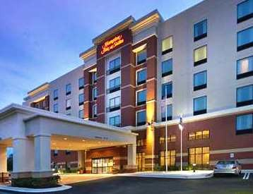 Hampton Inn Suites Baltimore Woodlawn 1810 Belmont Ave Windsor Mills Md 21244