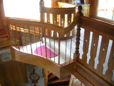Penthouse Suite Upstairs Staircase 24 of 24