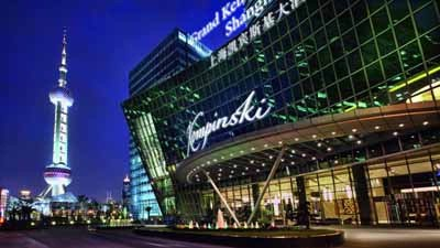 Grand Kempinski Hotel Shanghai 1 of 30