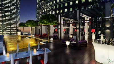 Sofitel So Singapore -Hi-So Rooftop Bar And Golden Pool 7 of 7