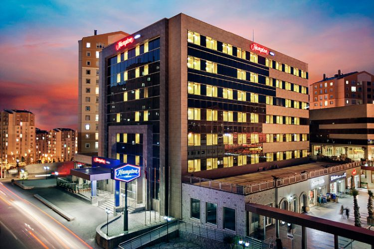 Hampton by Hilton Kayasehir 1 of 21