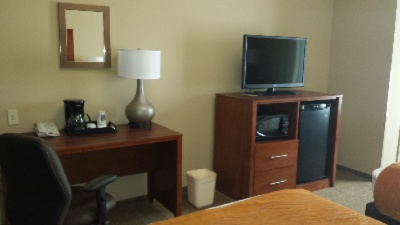 Guest Room Desk And Tv Area 21 of 21