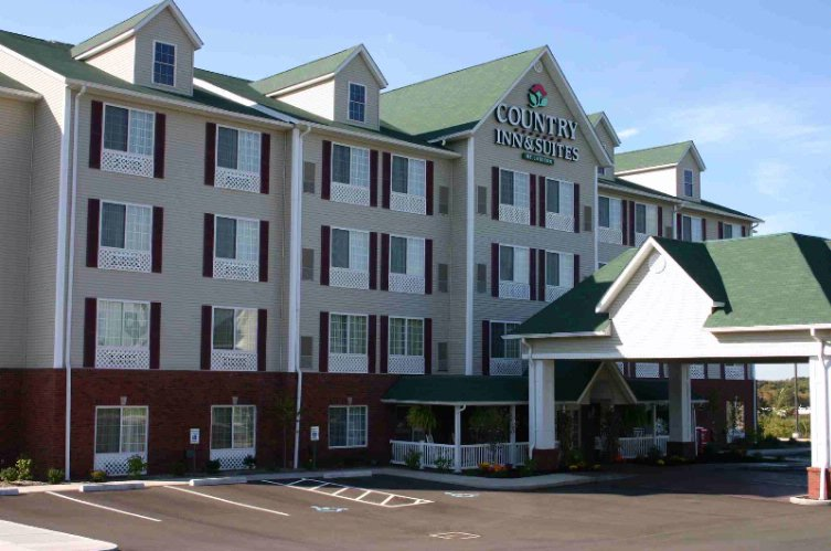 Country Inn Suites Youngstown West