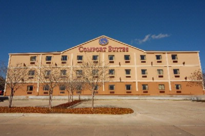 Comfort Suites of Brenham 1 of 13