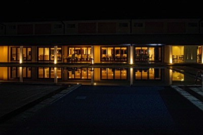 Pool At Night 11 of 11