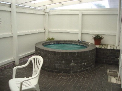 Courtyard Private Hot Spa Pool 21 of 29