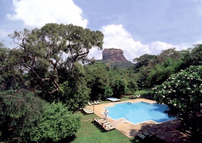 Pool With View Of The Sigiriya Rock 2 of 7