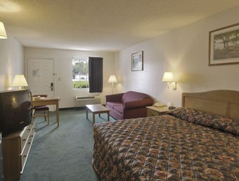 Our King Suite Convenient For Business Or Leisure 3 of 7