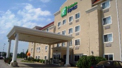 Holiday Inn Express Evansville West 1 of 9