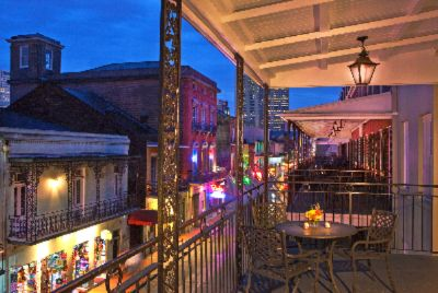 Bourbon Street Balcony 5 of 16