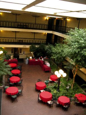 Enjoy Your Deluxe Breakfast In Our Serene Atrium. 4 of 11