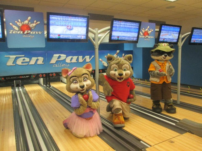 Great Wolf Lodge Kids In Ten Paw Alley 16 of 17