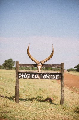 Entry To Mara West Camp 2 of 16