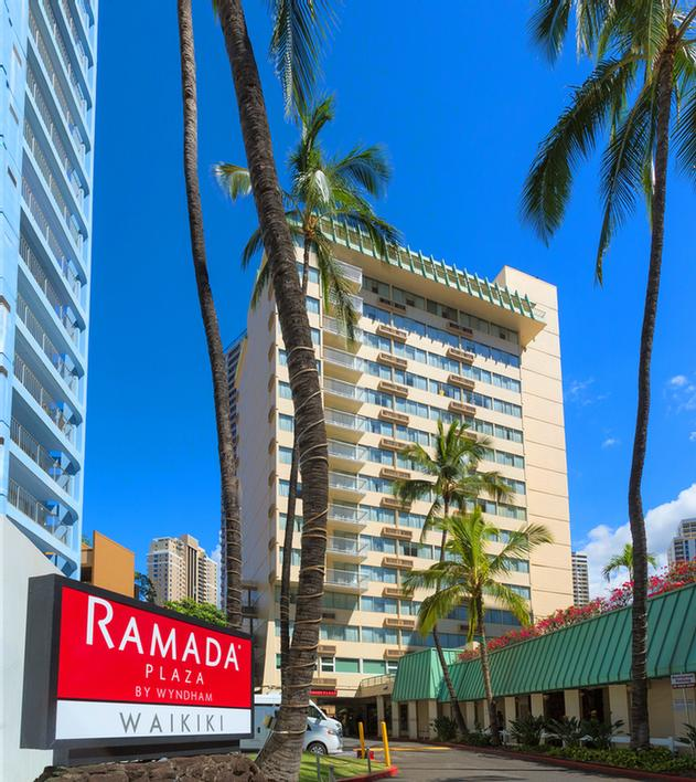 Aloha \'e Komo Mai! Welcome To Ramada Plaza Waikiki! 2 of 13