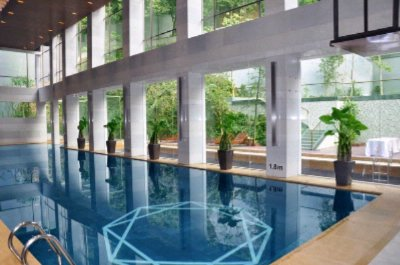 Indoor And Outdoor Swimming Pool 11 of 16