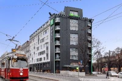 Ibis Styles Wien City 1 of 3