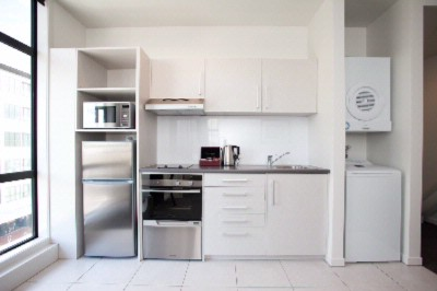 One Bedroom Apartment -Kitchen 4 of 10