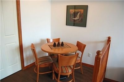 Dining Area For 4 In One Bedroom Or Family Studios 4 of 11