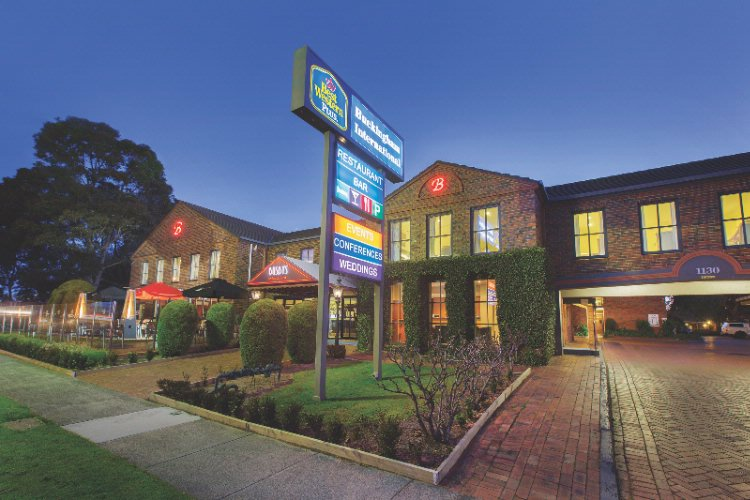 Best Western Plus Buckingham International 1 of 28