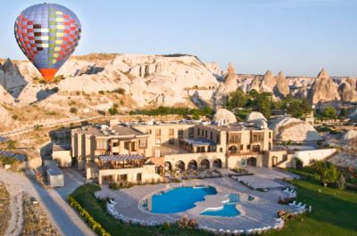 Tourist Hotels & Resorts Cappadocia 1 of 16