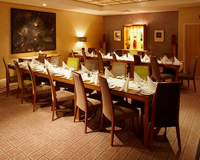 Private Dining Facilities Are Also Available 7 of 11