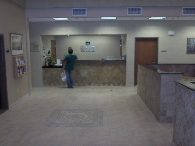 Entrance To Front Desk 7 of 9