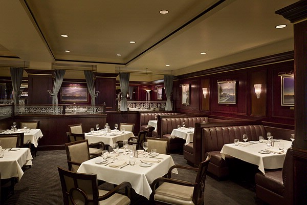 Dawson\'s Steakhouse Serves Dinner Nightly 7 of 15