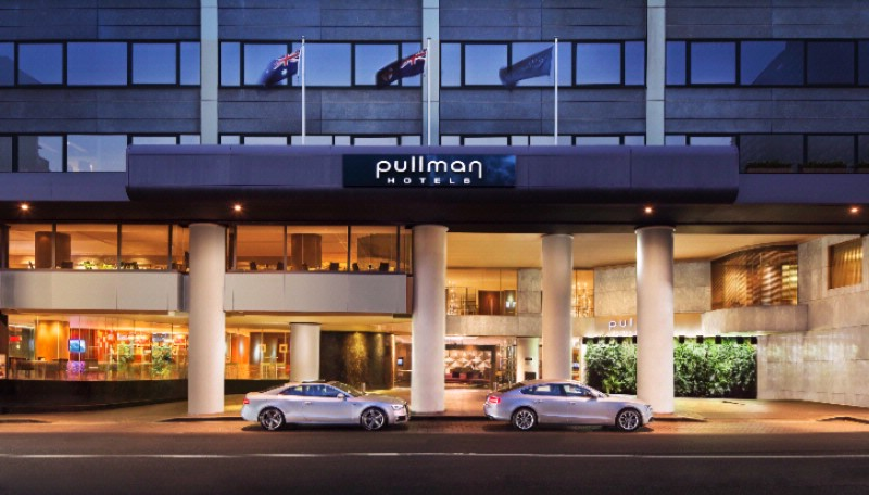 Pullman Sydney Hyde Park -Entrance 2 of 8