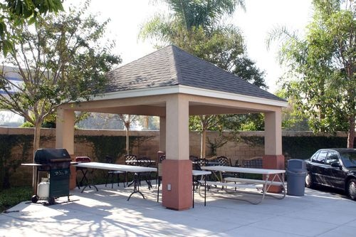 Candlewood Suites Garden Grove Gazebo 6 of 7