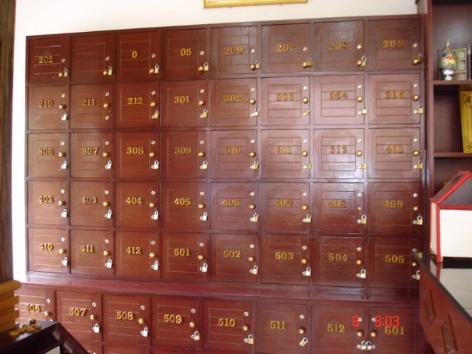 Satety Deposit Boxes 22 of 30