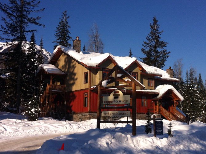Copper Horse Lodge 1 of 7