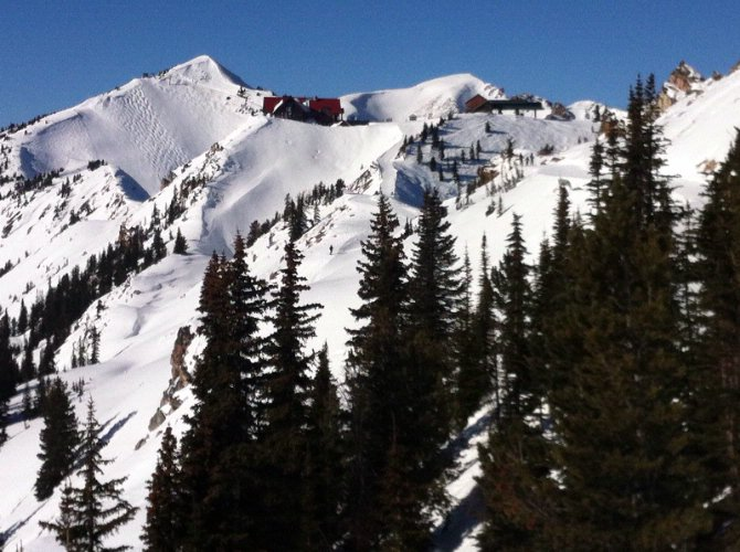 Kicking Horse Mountain Resort 6 of 7