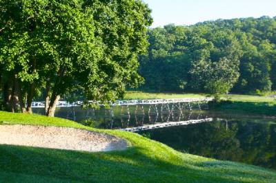 The Shawnee Inn And Golf Resort Signature Bridge 6 of 24